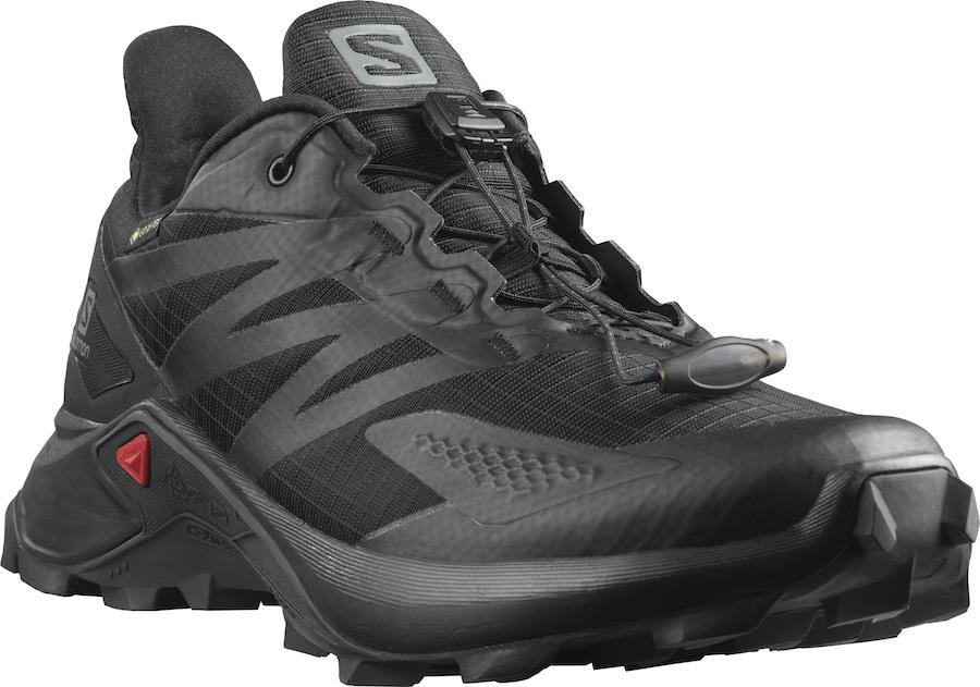 Salomon Supercross Blast Gore-Tex Women's Running Shoes, UK 6 Black
