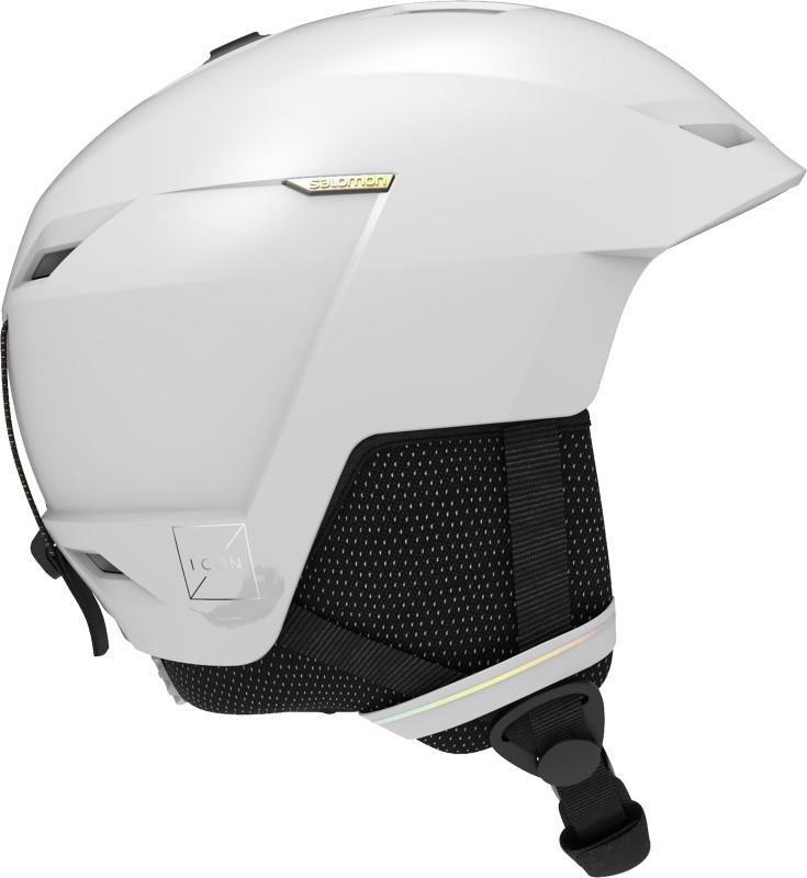 Salomon Icon LT Women's Snowboard/Ski Helmet, M White