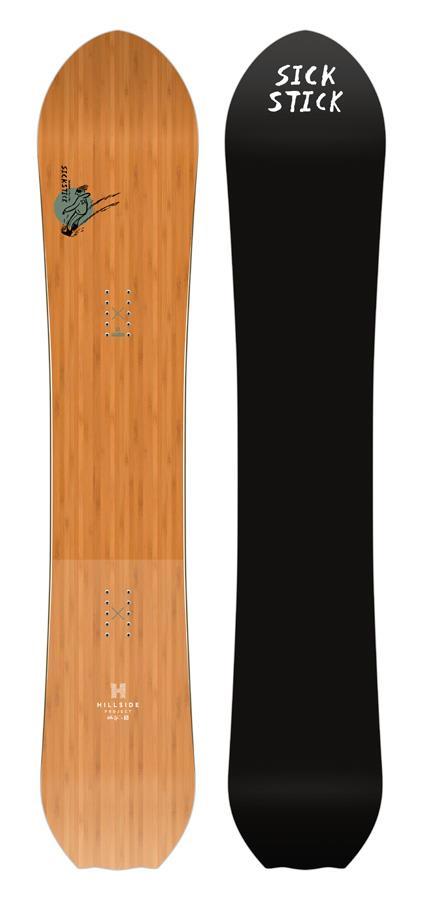 Salomon Sick Stick Hybrid Camber Snowboard 161cm 2021