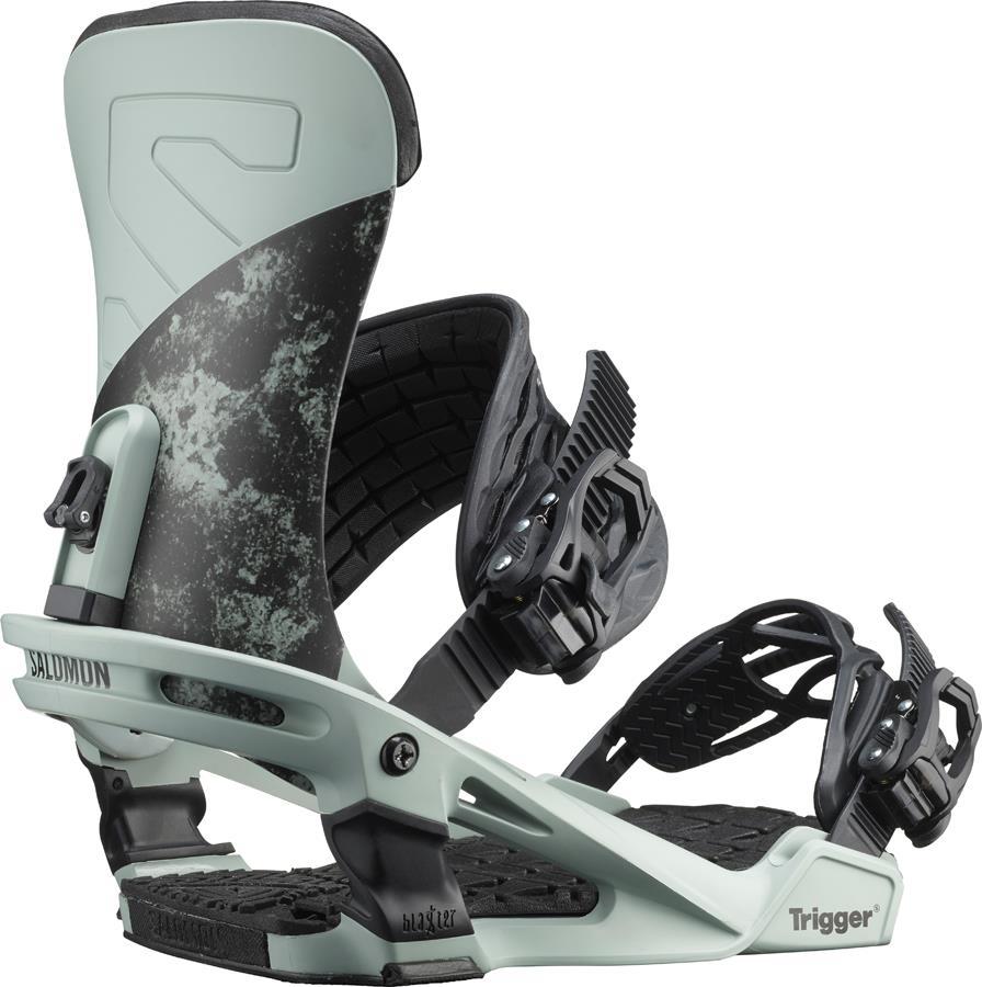 Salomon Trigger Snowboard Binding, L Wrought Iron 2022
