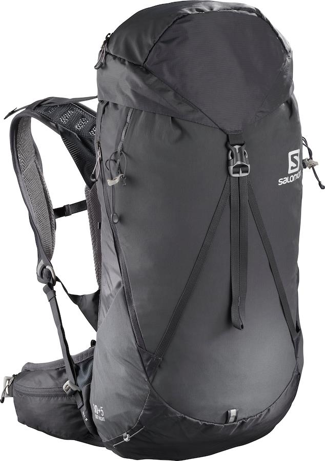Salomon Out Night 30+5 30 Litres Hiking Backpack, M/L Ebony
