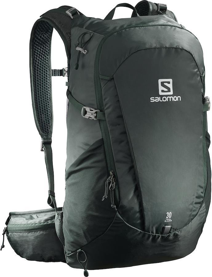 Salomon Trailblazer 30 Hiking Backpack, 30L Green Gables