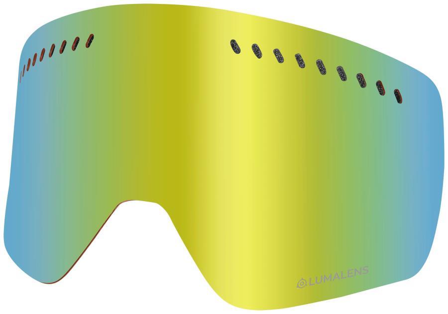 Dragon NFXs Snowboard/Ski Goggles Spare Lens OS LumaLens Gold Ion