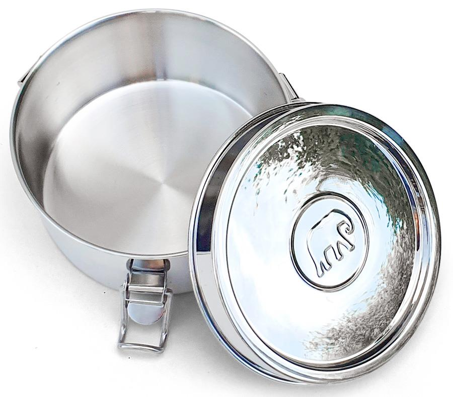 Elephant Box Leakproof Tiffin Stainless Steel Food Container, 700ml