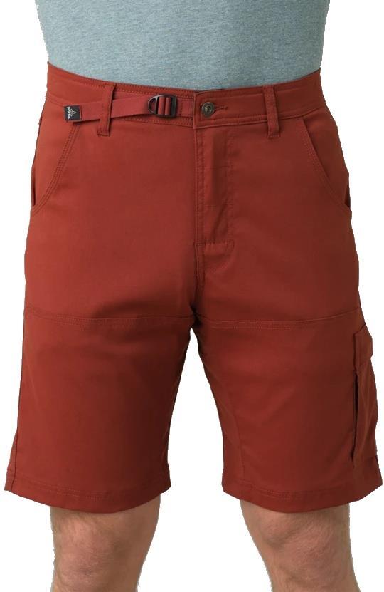 Prana Adult Unisex Stretch Zion Men's Climbing Shorts, M Maple