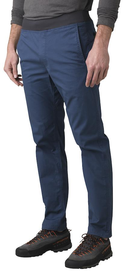 Prana Adult Unisex Moaby Bouldering/Climbing Trousers, S Nocturnal