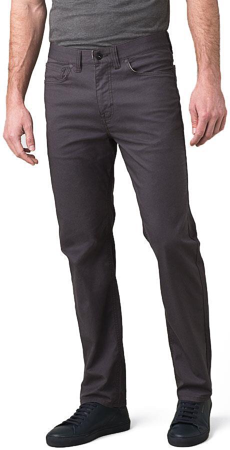 Prana Adult Unisex Ulterior Regular Men's Hiking/Walking Trousers, Xs Charcoal
