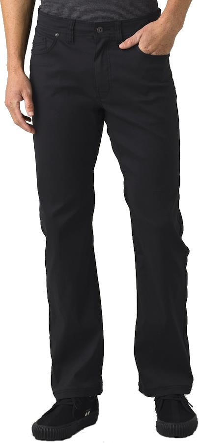 Prana Brion Short Men's Rock Climbing Trousers, XS, Black