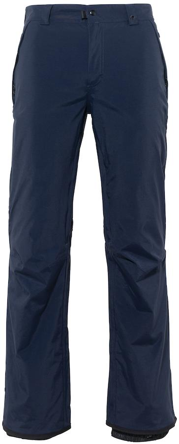 686 Standard Shell Men's Snowboard/Ski Pants, M Navy