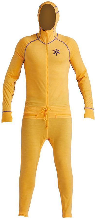 Airblaster Merino Ninja Suit Thermal, L Mango