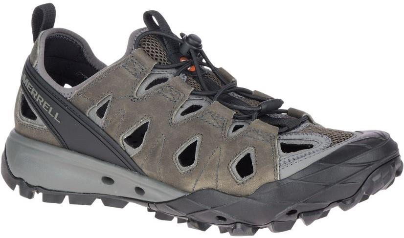 Merrell Choprock LTR Sieve Hiking Shoes, UK 10.5 Merrell Grey