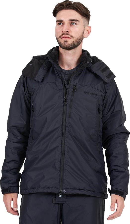 Montane Extreme Men's Technical Softshell Jacket, L Black