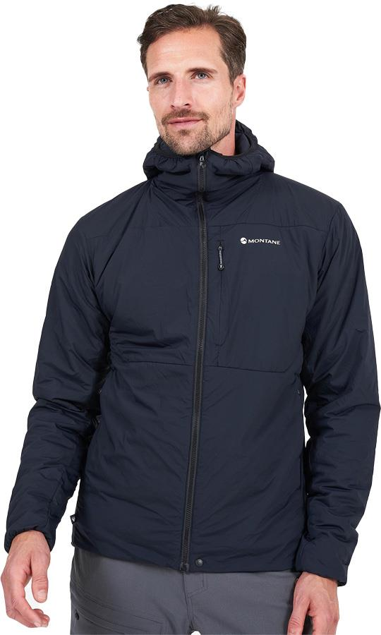 Montane Fireball Men's Synthetic Insulated Jacket, S Black