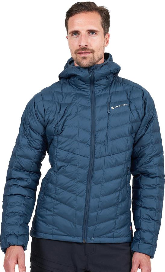 Montane Icarus Men's Insulated PrimaLoft® Jacket, L Astro Blue