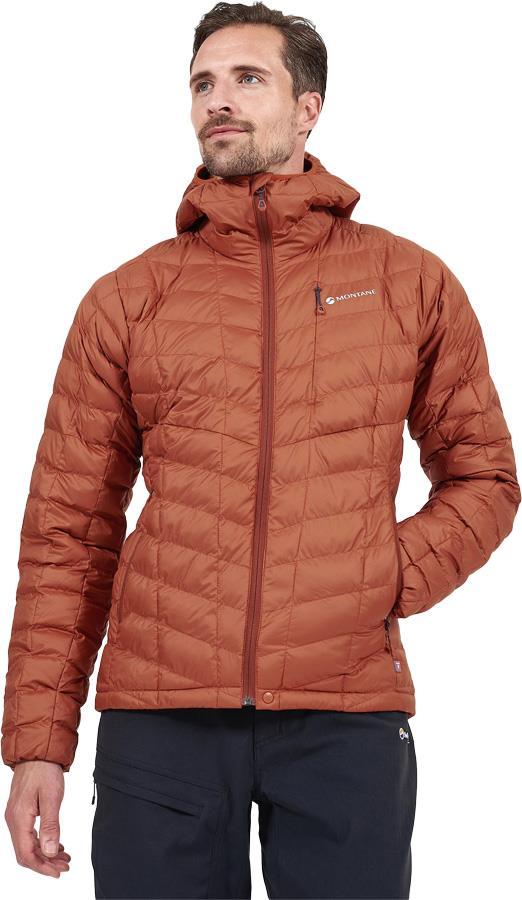 Montane Icarus Men's Insulated PrimaLoft® Jacket, XL Oxide Orange