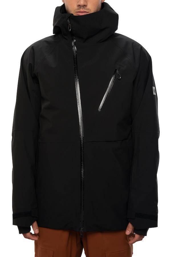 686 Hydra Thermagraph Snowboard/Ski Jacket, M Black