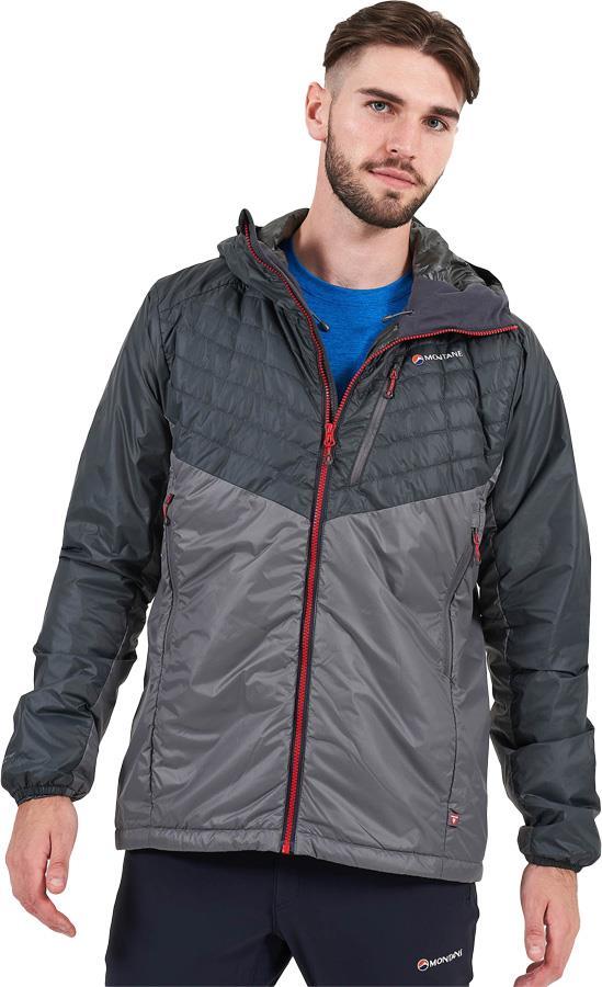 Montane Prism Men's Insulated PrimaLoft® Jacket S Shadow