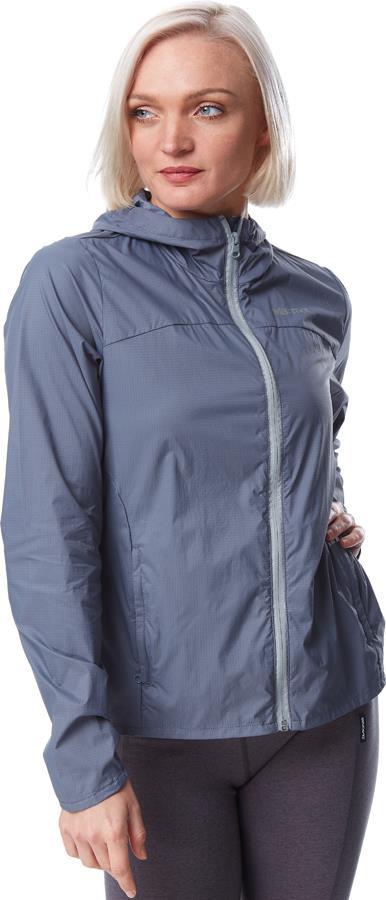 Marmot Womens Air Lite Women's Water-Resistant Jacket, S Steel Onyx