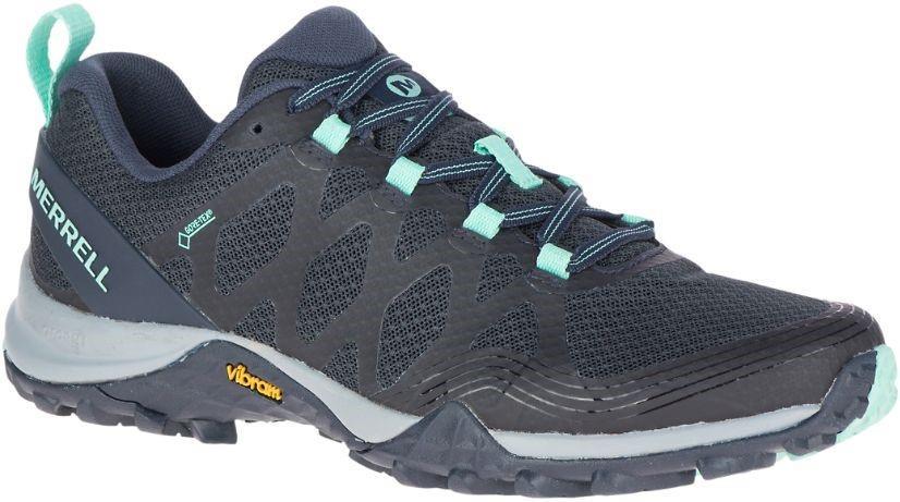 Merrell Siren 3 GTX Women's Walking Shoes UK 4 Navy/Blue