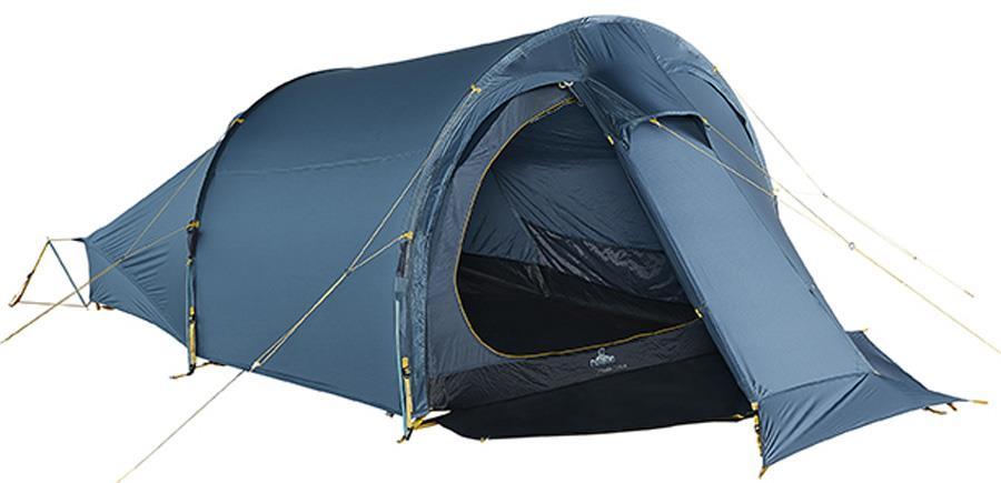 NOMAD® Chara 2 SLW Lightweight Tunnel Tent, 2 Man Titanium