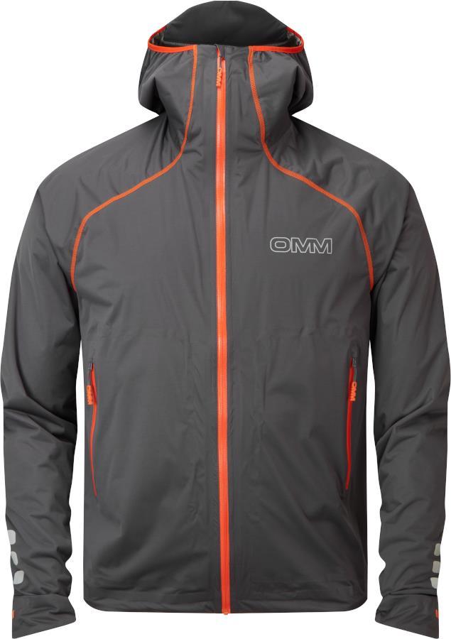 OMM Kamleika 5th Gen Men's Waterproof Shell Jacket, L Grey