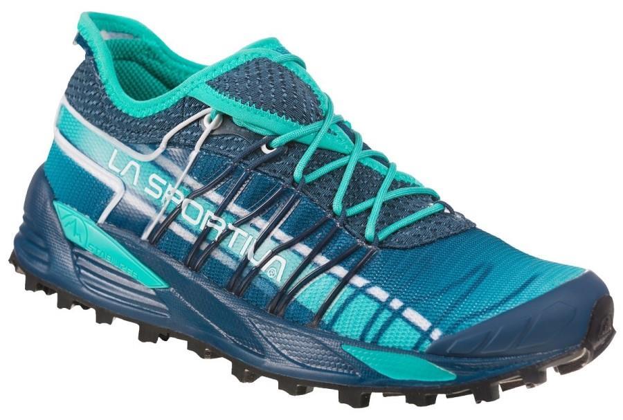 La Sportiva Mutant Women's Trail Running Shoes, UK 5/EU 38 Opal