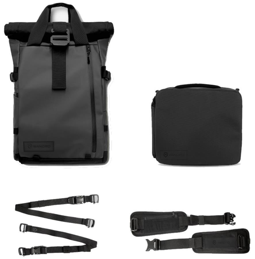 WANDRD Bundle Camera Backpack, 21L Black