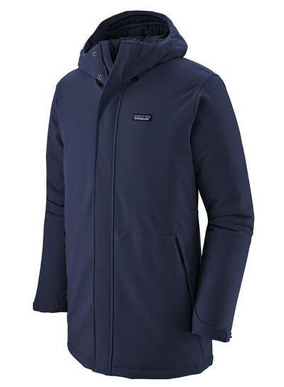 Patagonia Lone Mountain Parka Jacket, XL New Navy
