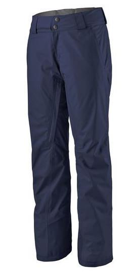 Patagonia Insulated Snowbelle Reg Women's Ski Pants, M Navy