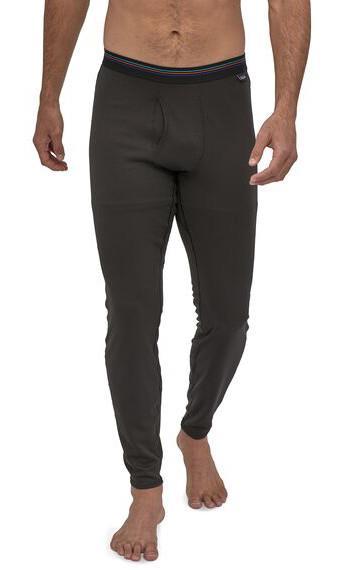 Patagonia Capilene Midweight Men's Thermal Bottoms XS Black