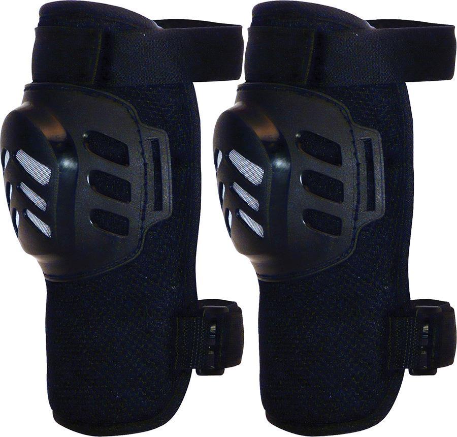 Manbi Elbow Protector Ski/Snowboard Elbow Protection Pads, Black