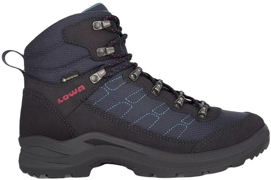 Lowa Taurus Pro GTX Mid Women's Hiking Boots, UK 4 Navy