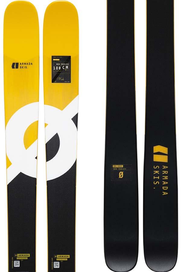 Armada Bdog Edgeless Ski Only, 180cm Yellow 2022