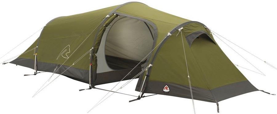 Robens Voyager 3EX Lightweight Trekking Tent 3 Man Green