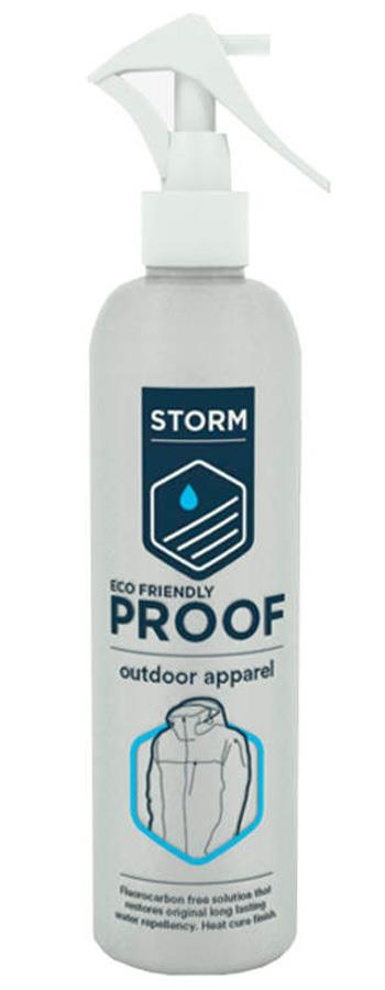 Storm Care Eco Proofer Spray On Outdoor Clothing Waterproofer
