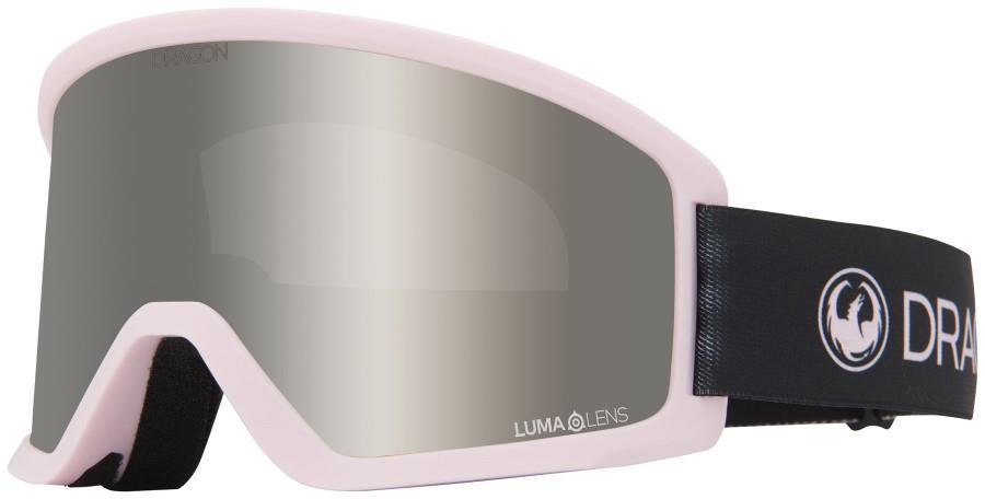 Dragon DX3 OTG LL Silver Ion Snowboard/Ski Goggles, M Sakura