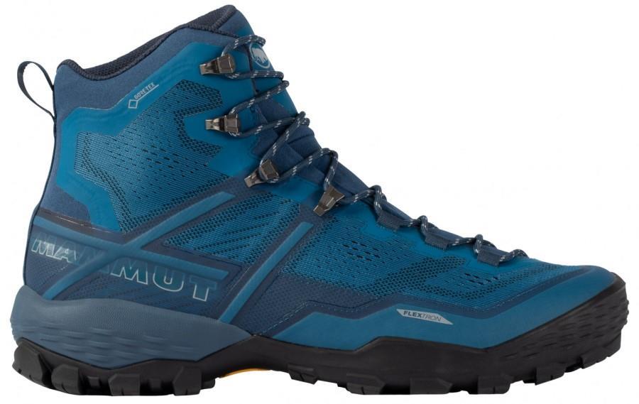 Mammut Ducan High GTX Men's Hiking Boots, UK 8 Sapphire
