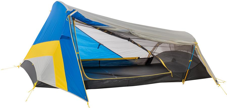 Sierra Designs High Side 2 Tent Ultralight Backpacking Tent, 2 Man