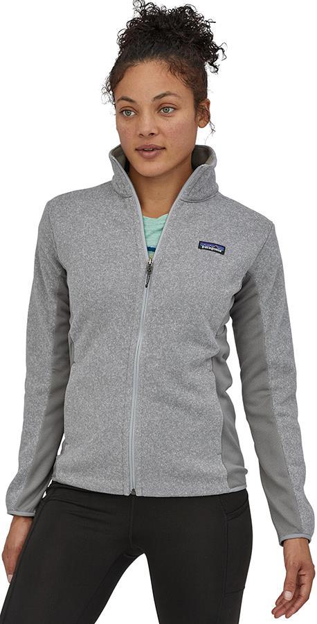 Patagonia Lightweight Better Sweater Women's Fleece, UK 10 Feather
