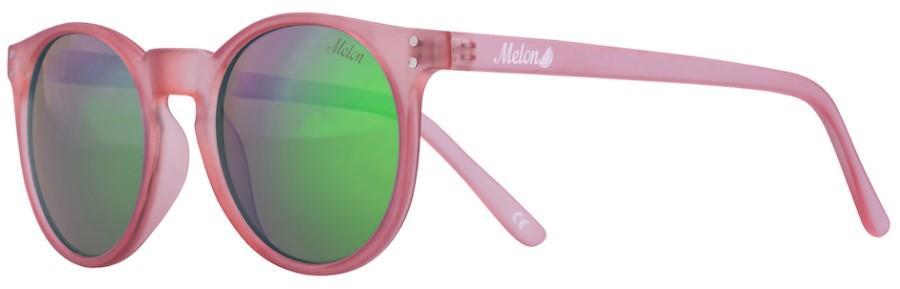 Melon Echo Green Chrome Polarized Sunglasses, M Coral