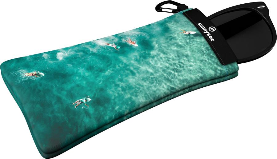 Gogglesoc SunnySOC Sunglasses Lens Cover/Case, One Size Surfers