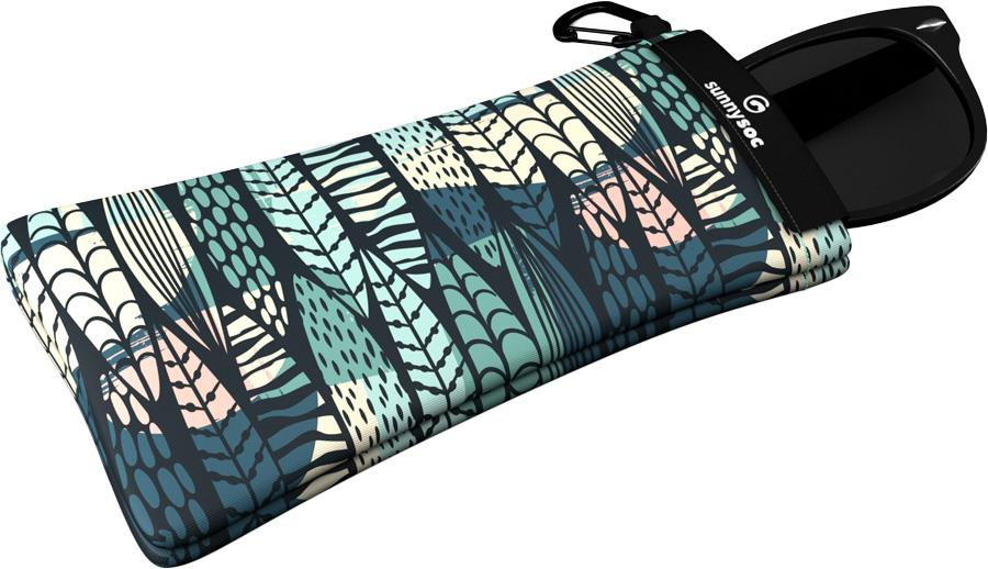 Gogglesoc SunnySOC Sunglasses Lens Cover/Case, One Size Tribal