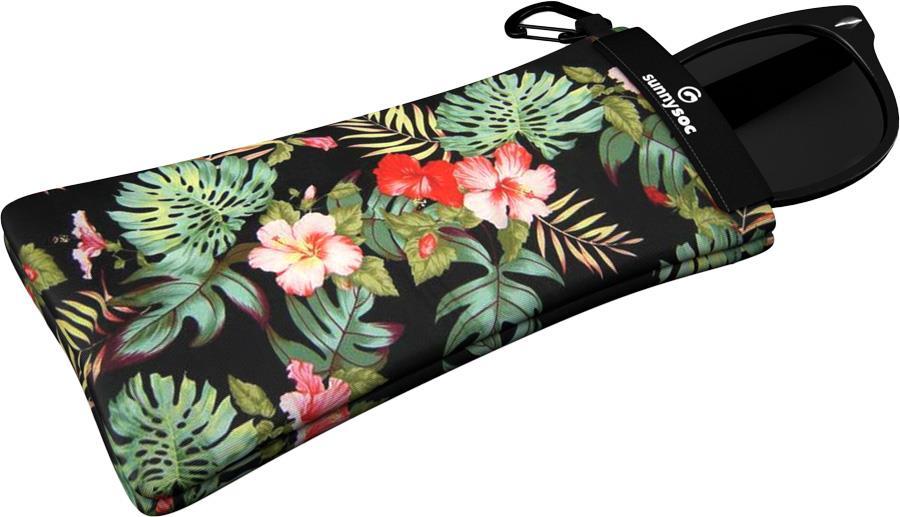Gogglesoc SunnySOC Sunglasses Lens Cover/Case, One Size Hawaiian