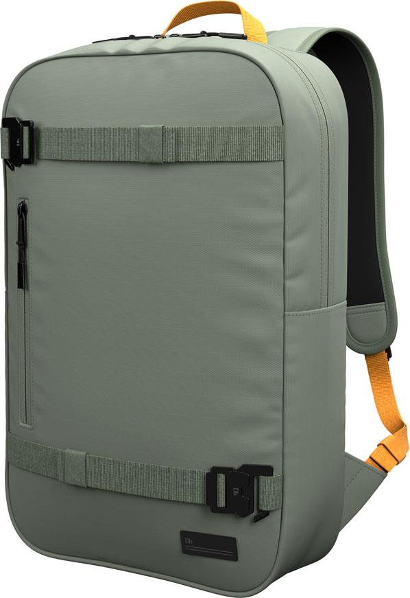Douchebags The Scholar Backpack, 17L Sage Green