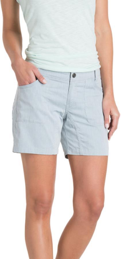 Kuhl Cabo Women's Hiking Shorts, UK 14 Blue Stone