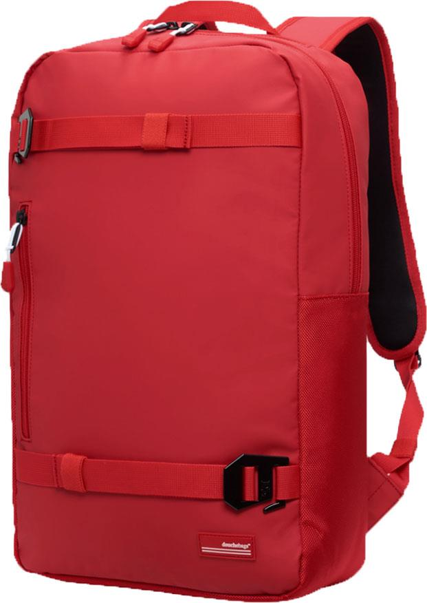 Douchebags The Scholar Backpack, 17L Scarlet Red