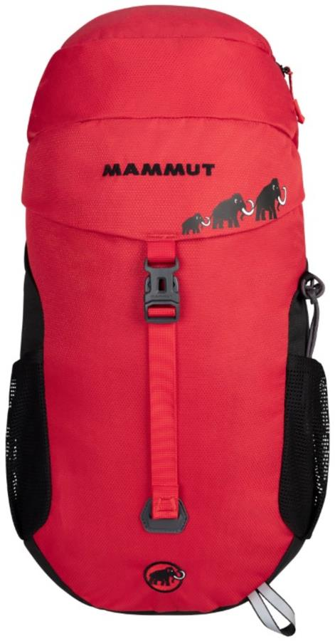 Mammut First Trion Children's Backpack, 18L Black/Inferno