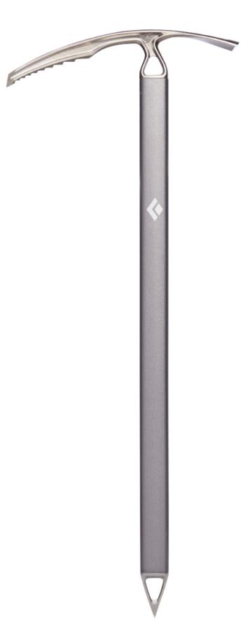 Black Diamond Raven Mountaineering Ice Axe, 75cm Grey