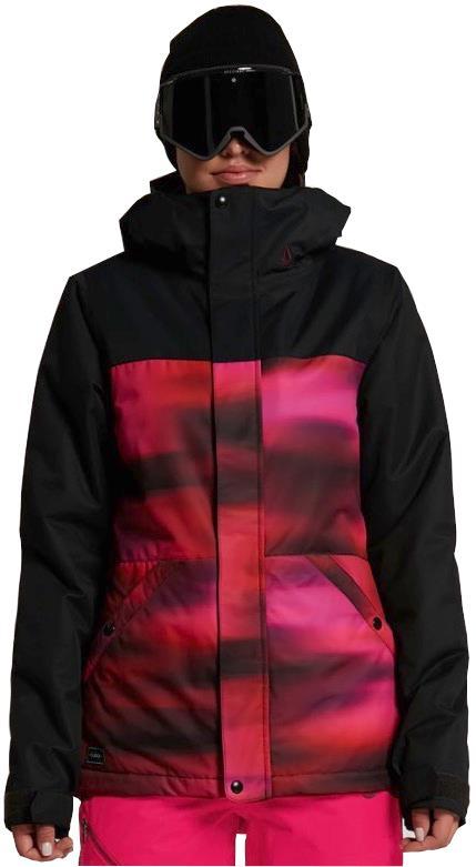 Volcom Bolt Insulated Women's Ski/Snowboard Jacket UK 12 Bright Pink