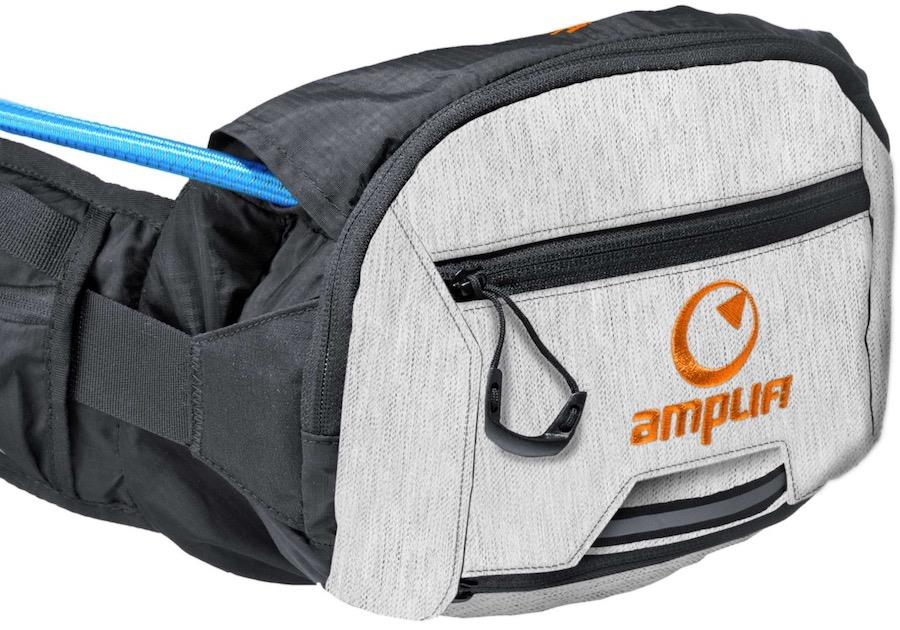 Amplifi Hipster4 Bum Bag With Hydration System, 4L Outrun